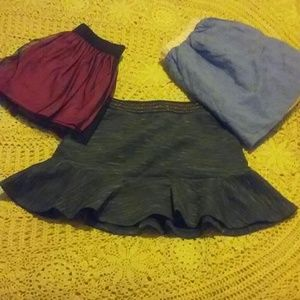Girls Skirts Bundle